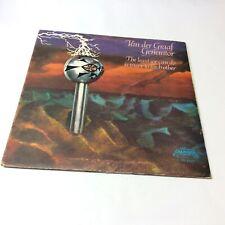 Van Der Graaf Generator The Least We Can Do.. UK 1st Mix! Rare Promo Vinyl LP