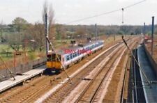PHOTO  TWEEDMOUTH RAILWAY STATION NORTHUMBERLAND SITE 2002 NER NEWCASTLE - BERWI