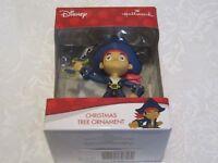 Hallmark Disney Never Land Christmas X-Mas Tree Ornament Jake the Pirate