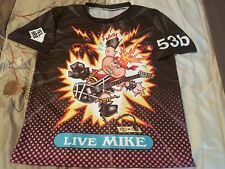 Live Mike Fully Sublimated Custom Limited T-shirt ***/100 SIZE: M