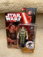 STAR WARS The Force Awakens 3.75 inch Action Figure - UNKAR PLUTT  NON-MINT