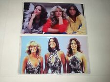CHARLIE'S ANGELS  FARRAH FAWCETT Jaclyn Smith KATE JACKSON