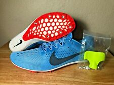 sports shoes 2a6dc f155b Nike Zoom Victory 3 Track   Field Unisex Spikes Blue Crimson SZ New  835997-446