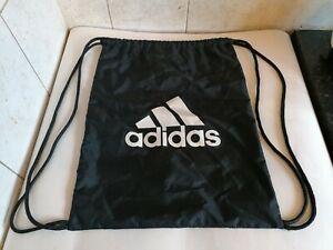 Adidas Black Drawstring Bag