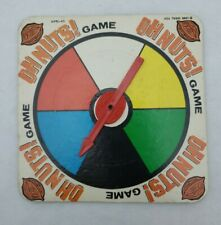 "Vintage 1969 ""Oh, Nuts"" Game by Ideal Toy Corp. Replacement Spinner"