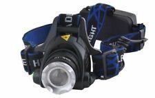10W Stirnlampe Kopflampe XML-T6 CREE LED inklusive 2x 18650 Akku 1000 Lumen
