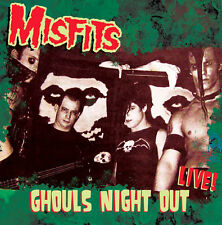 MISFITS - Ghouls Night Out - Live. New CD + sealed