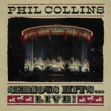 COLLINS,PHIL-SERIOUS HITS LIVE VINYL LP