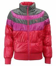 Puma Colorblock Padded Zip Up Womens Coat Winter Jacket 561969 13 X7B Z11A