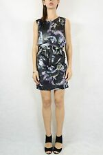 WITCHERY Floral Sheath Dress Size 6
