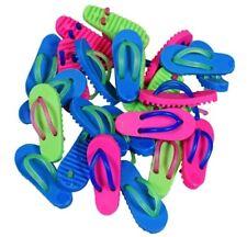 144 Luau Sandal Flip Flop Erasers Great Novelty Item!!!
