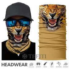 2018 3D Tiger UV Face Shield Sun Mask Balaclava Fishing Scarf Headwear