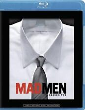 Mad Men - The Complete 2nd Season Two 2 (Blu-ray Disc, 2009, 3-Disc Set)