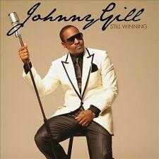 Still Winning by Johnny Gill (CD, Oct-2011, Notifi)