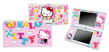 HELLO KITTY DSI Adesivo Vinile Pelle Decalcomania Dsi Case Cover 03 LOOK >> >> ** AFFARE **