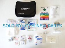 NEW GENUINE OEM NISSAN VEHICLES FIRST AID KIT ALTIMA MAXIMA FRONTIER ARMADA GT-R