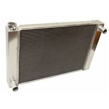 """For Ford Mopar Fabricated Aluminum Racing Radiator 27.5"""" x 19"""" x3'' OE Quality"""