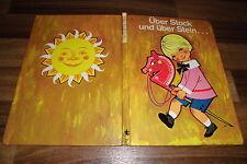 Illus. FELICITAS KUHN -- ÜBER STOCK und ÜBER STEIN // (u.a. 10 kleine Negerlein)