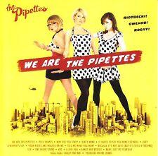cd-album, The Pipettes - We Are The Pipettes, 18 Tracks