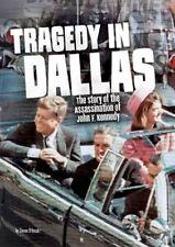 TRAGEDIA DI DALLAS: la storia dell'assassinio di John F. Kennedy (contorte Hi