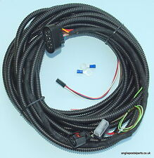 WEBASTO 3500 5000 AIR TOP 12 volt HARNESS  WIRING LOOM Free UK Post