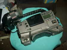 GOOD WORKING PANASONIC AJ-D610WBP WIDESCREEN DVCPRO CAMCORDER W/ VIEWFINDER,