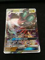Pokemon Noivern GX 99/147 Holo Ultra Rare Burning Shadows Near Mint