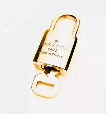 Louis Vuitton Lock & Key Random # Brass Gold tone for Alma Bag - One Set