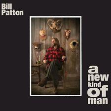 BILL PATTON - A NEW KIND OF MAN  CD NEW+