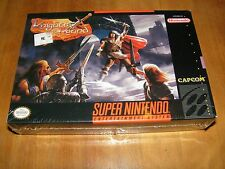 Knights of the Round SNES, Super Nintendo New