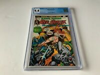 MARVEL FEATURE 1 CGC 9.4 WHITE PAGES 1ST BOOK TO RED SONJA MARVEL COMICS 1975