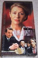 Prime Suspect 1 VHS Video Helen Mirren