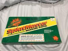 Splatmaster Marking Pistol