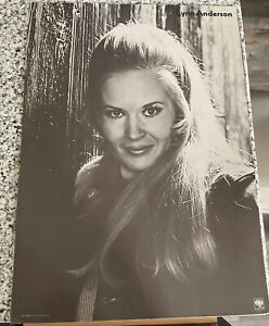 Lynn Anderson RARE 20x24 Columbia Records Cardstock Poster