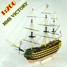HMS Victory kit nave legno galeone inglese da guerra montaggio veliero