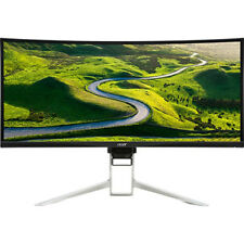 "Acer XR382CQK - 37.5"" Curved QHD Monitor (Refurbished) UM.TX2AA.001-RB"