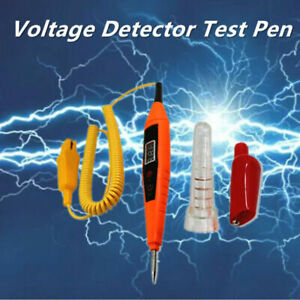 Digital Electric Car Fuse Circuit Probe Tester Voltage Indicator Test Pen 3-32V