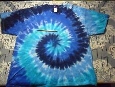 XL- Tye Die Freeze Brand T- Shirt