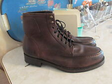 H by Hudson Thruxton Men's Leather Boots. size EU 46 US 12