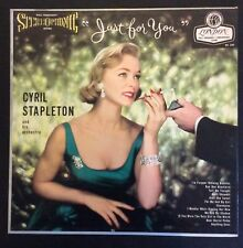 Cyril Stapleton Or on London PS109 – Just for You Disc in N- condition, cover E+