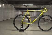Look Al 264 P Cadre Frame And Fork Carbon Only French Made Piste Pista Crit