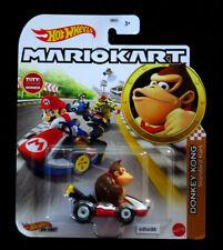 Donkey Kong Standard Kart Mario Kart Hot Wheels 1 64 Grn24