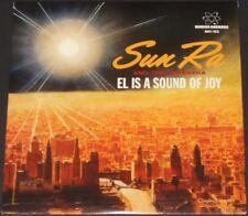 "SUN RA & THE ARKESTRA el is a sound of joy USA 7"" new BLUE VINYL promo label"