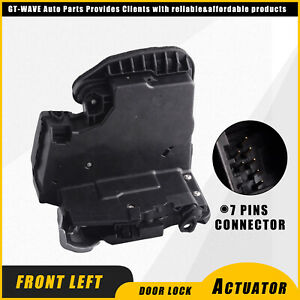 Front left Door Lock Latch fit 2013-2020 Chevy GMC Buick Cadillac 13533684