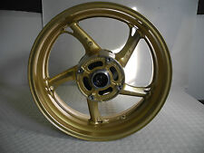 Rueda trasera rear wheel honda cb600 Hornet pc41 año 12-13 sin ABS bulbos New Part