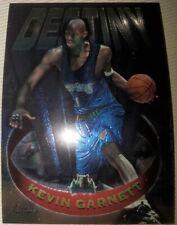 Kevin Garnett Minnesota 1996-97 Topps Chrome Destiny NBA Insert Card #D2 NMM