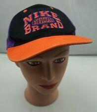 Nike Brand Hat Black Stitched Kids Size Snapback Baseball Cap Pre-Owned ST230