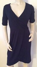 NEXT Viscose V-Neck Wrap Dresses