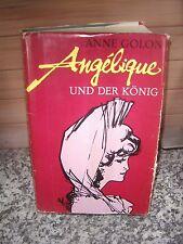 Angelique und der König, von Anne Golon