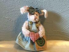 """Boys Bears & Friends """"Bonnie Blue"""" Bunny"""